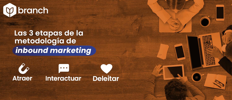 las-3-etapas-de-la-metodologia-de-inbound-marketing-atraer-interactuar-deleitar