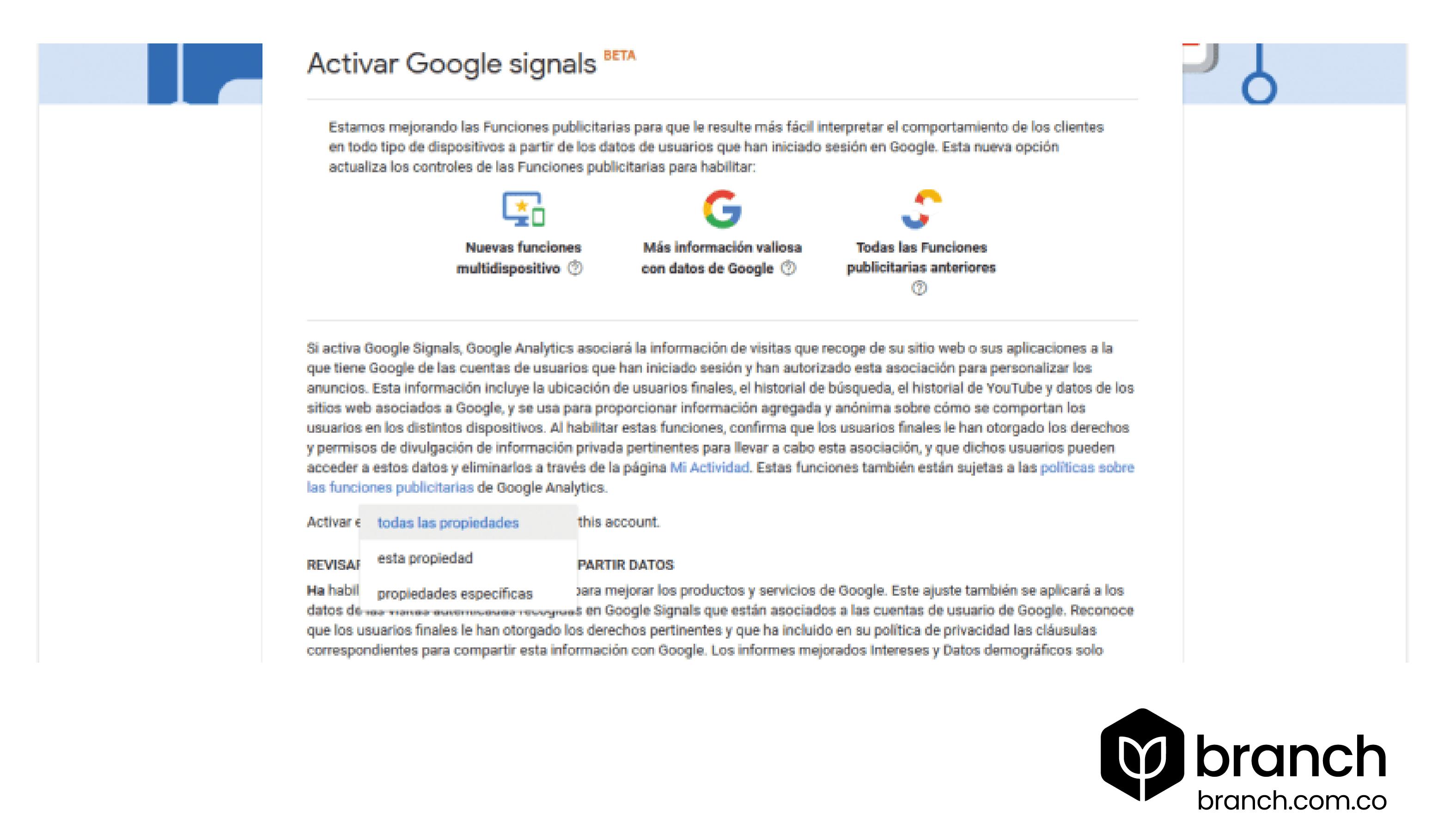pasos-para-activar-google-signal