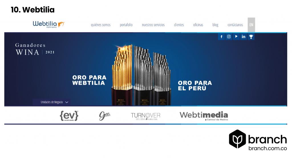 agencias de marketing Perú 10