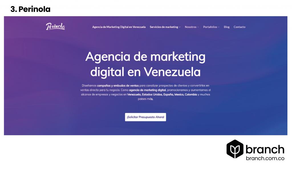 Top agencias Venezuela 3