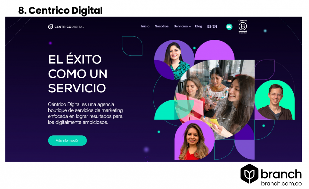 top Agencia ecuador 8