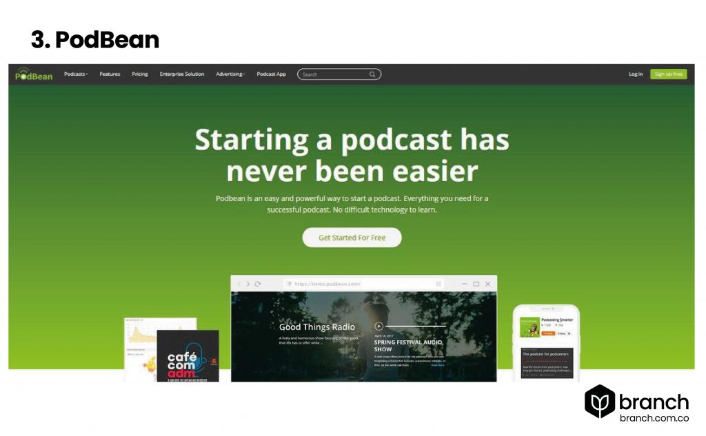 PodBean-top-10-de-plataformas-de-alojamiento-para-podcasts-en-2021