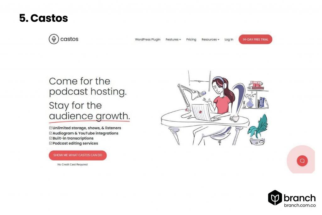 Castos-top-10-de-plataformas-de-alojamiento-para-podcasts-en-2021